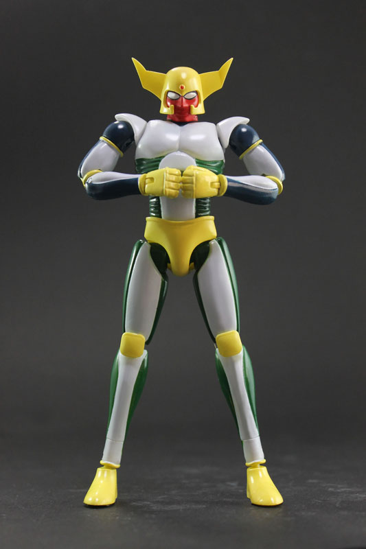 メタル・アクション! No.8 『鋼鉄ジーグ』 サイボーグ宙-001