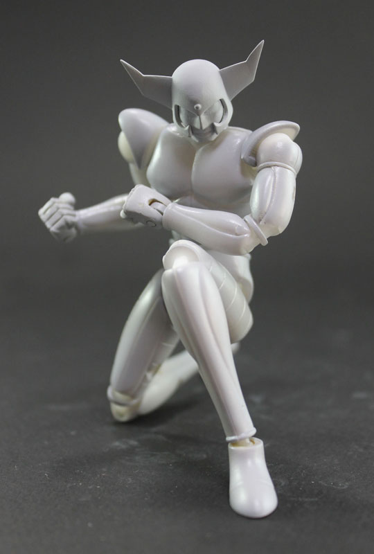 メタル・アクション! No.8 『鋼鉄ジーグ』 サイボーグ宙-003