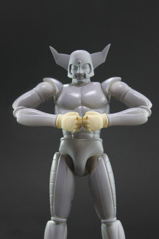 メタル・アクション! No.8 『鋼鉄ジーグ』 サイボーグ宙-005