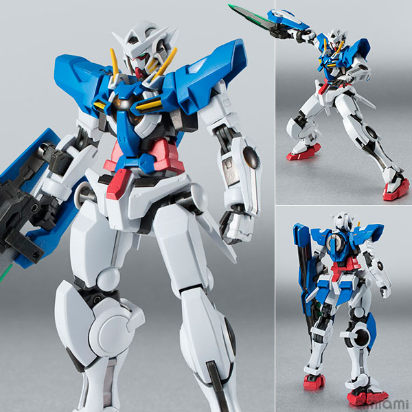 ROBOT魂〈SIDE MS〉ガンダムエクシア リペアII&リペアIIIパーツセット 『機動戦士ガンダム00』