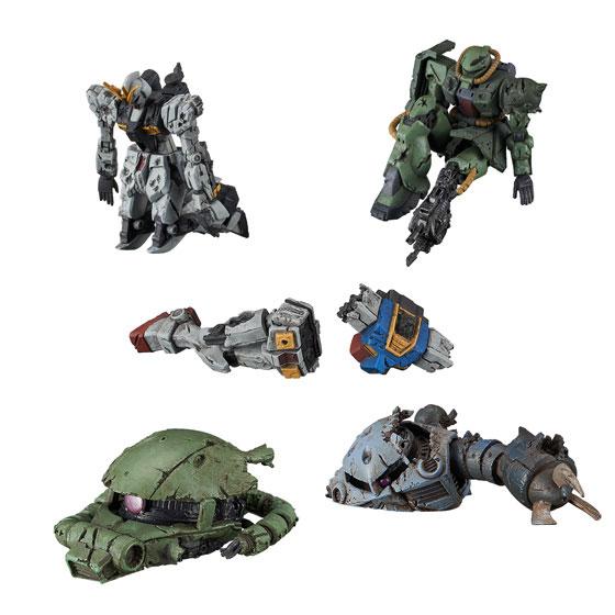 機動戦士ガンダム MSイマジネーション 10個入りBOX (食玩)