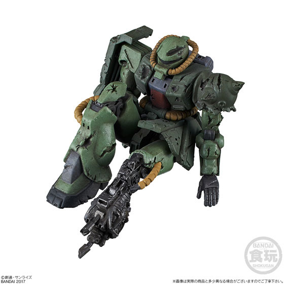 機動戦士ガンダム MSイマジネーション 10個入りBOX (食玩)-003