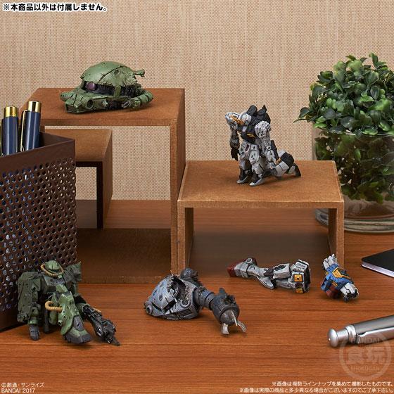 機動戦士ガンダム MSイマジネーション 10個入りBOX (食玩)-009