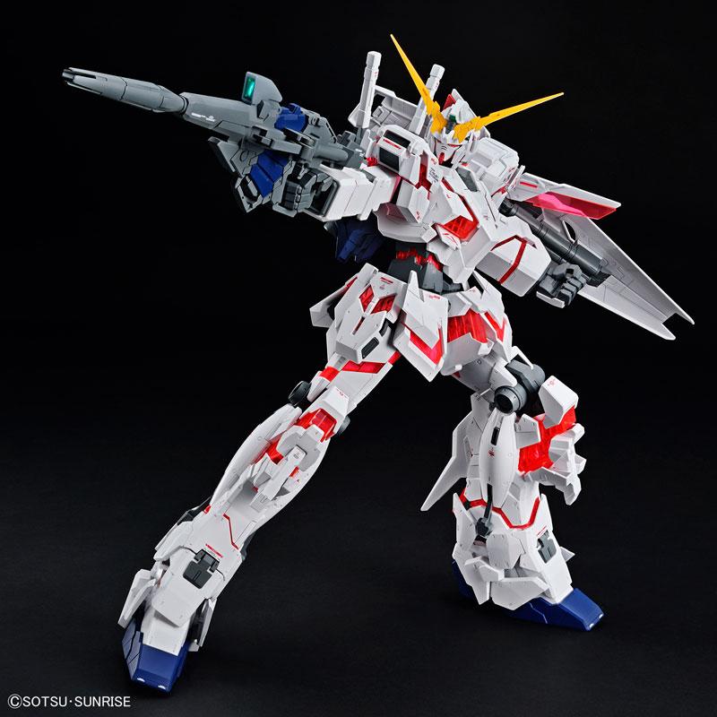 メガサイズモデル 1/48 ユニコーンガンダム(デストロイモード) プラモデル 『機動戦士ガンダムUC』-002