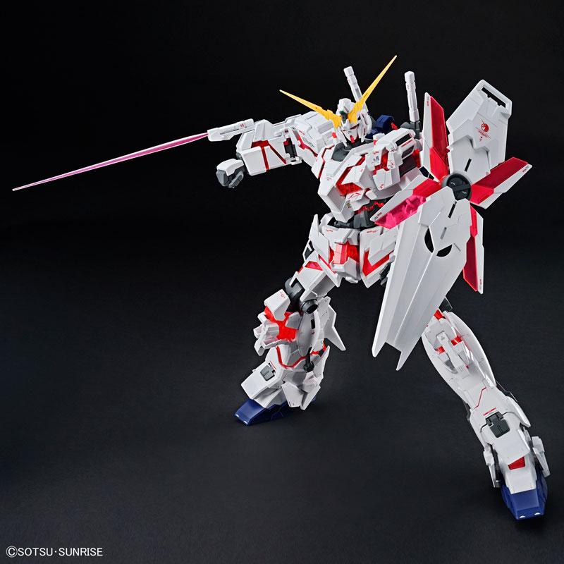 メガサイズモデル 1/48 ユニコーンガンダム(デストロイモード) プラモデル 『機動戦士ガンダムUC』-003