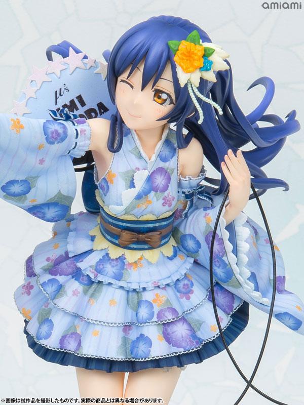 ラブライブ!スクールアイドルフェスティバル 園田海未 1/7 完成品フィギュア-010