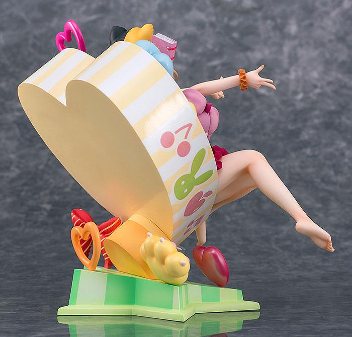 アイドルマスター シンデレラガールズ 城ヶ崎莉嘉 カリスマちびギャルVer. 1/8 完成品フィギュア-004