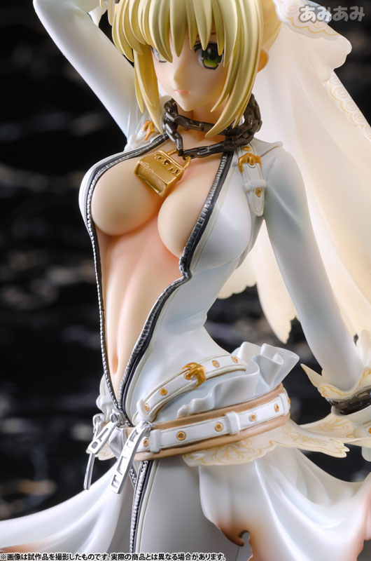 Fate/EXTRA CCC セイバー 1/8 完成品フィギュア-015
