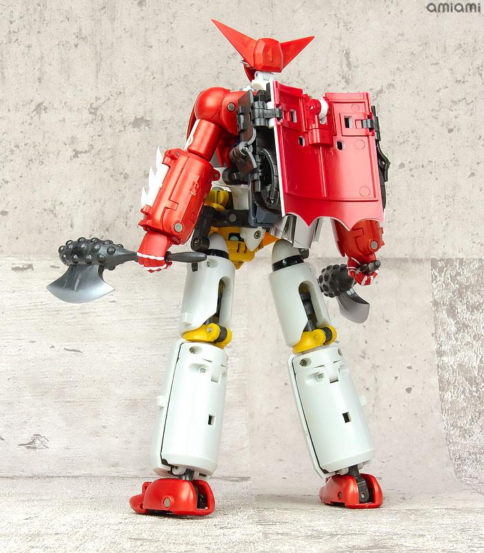 ゲッターロボ ダイナミックチェンジR ゲッターロボ-003