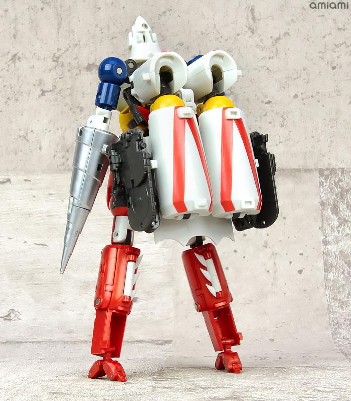 ゲッターロボ ダイナミックチェンジR ゲッターロボ-008