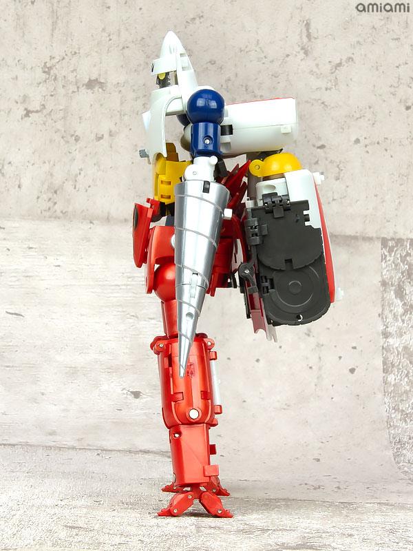 ゲッターロボ ダイナミックチェンジR ゲッターロボ-009