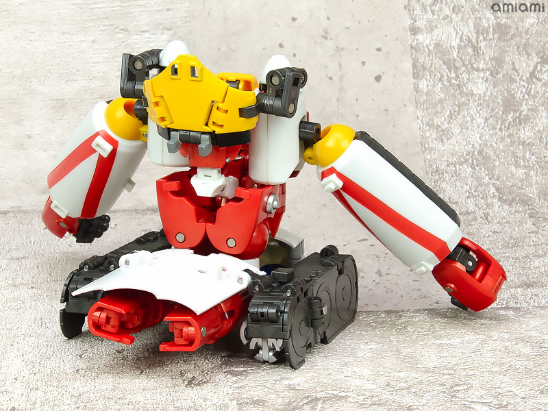 ゲッターロボ ダイナミックチェンジR ゲッターロボ-012