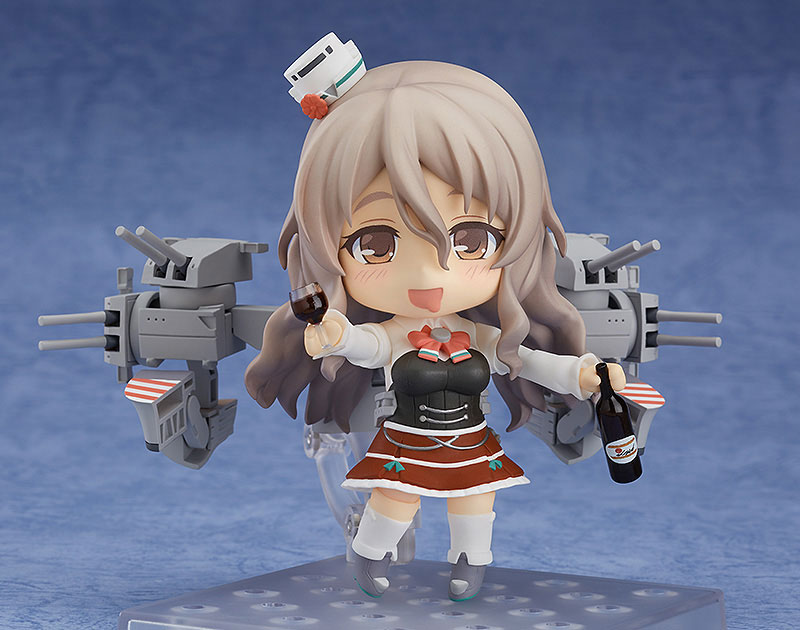 ねんどろいど 艦隊これくしょん -艦これ- Pola(ポーラ)-003