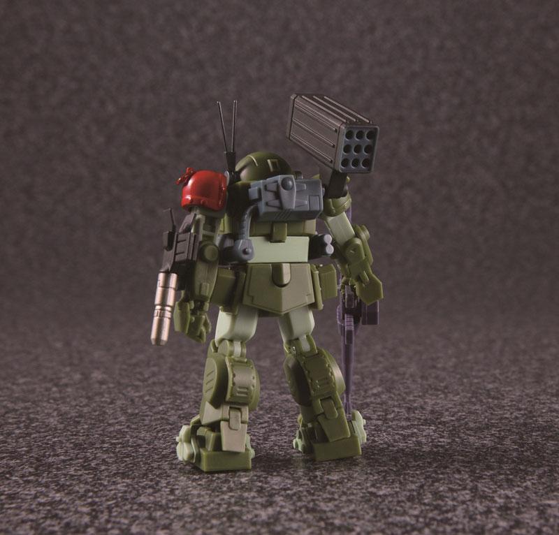 アクティックギア 装甲騎兵ボトムズ AG-V19 AT Chronicles II クエントの闘い-029
