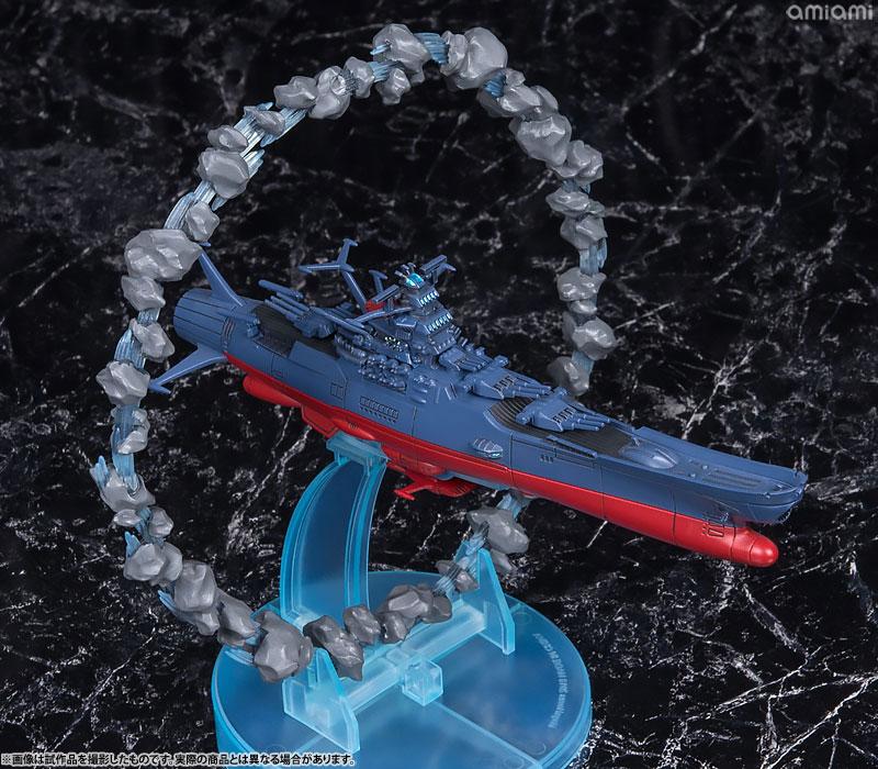 コスモフリートスペシャル 宇宙戦艦ヤマト2202 愛の戦士たち 宇宙戦艦ヤマト アステロイドリング付き-002