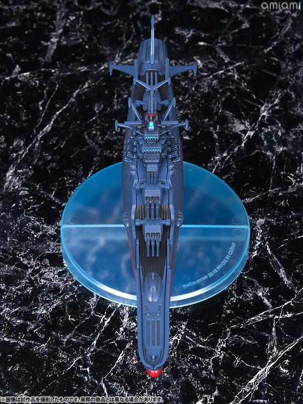 コスモフリートスペシャル 宇宙戦艦ヤマト2202 愛の戦士たち 宇宙戦艦ヤマト アステロイドリング付き-007