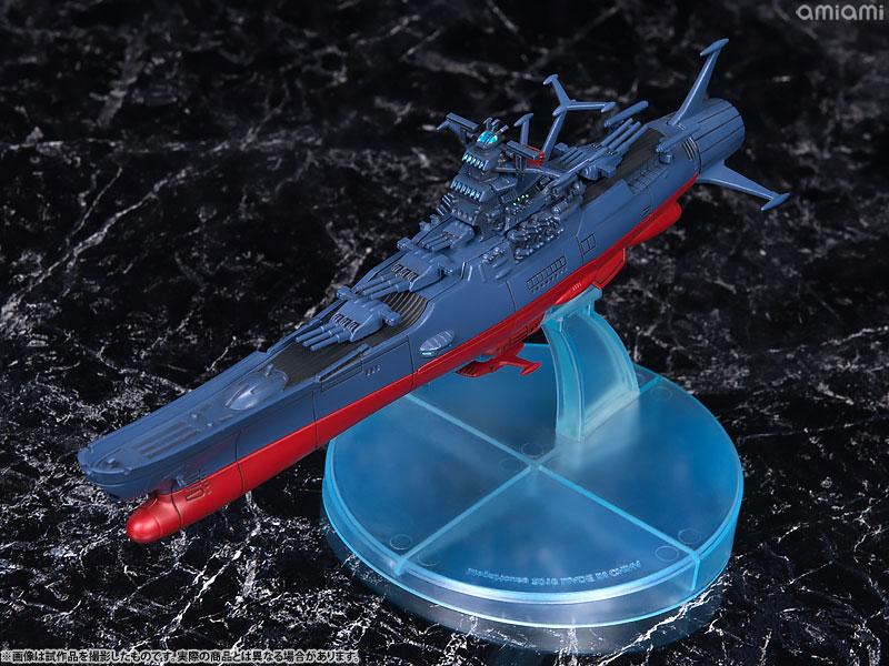 コスモフリートスペシャル 宇宙戦艦ヤマト2202 愛の戦士たち 宇宙戦艦ヤマト アステロイドリング付き-008