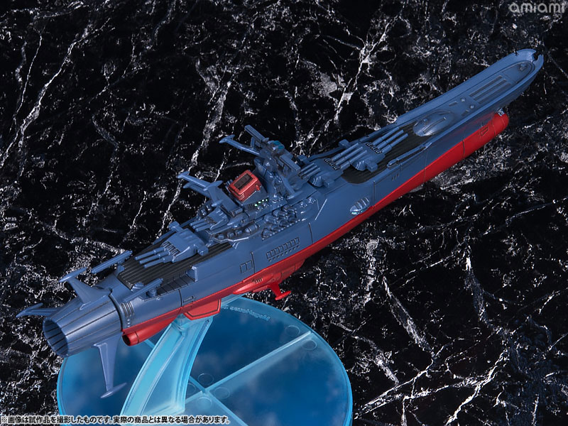 コスモフリートスペシャル 宇宙戦艦ヤマト2202 愛の戦士たち 宇宙戦艦ヤマト アステロイドリング付き-009