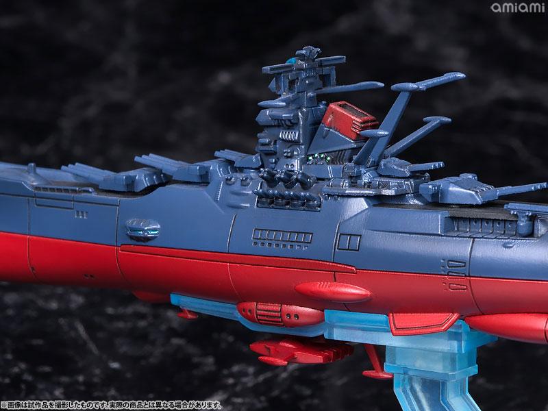 コスモフリートスペシャル 宇宙戦艦ヤマト2202 愛の戦士たち 宇宙戦艦ヤマト アステロイドリング付き-016