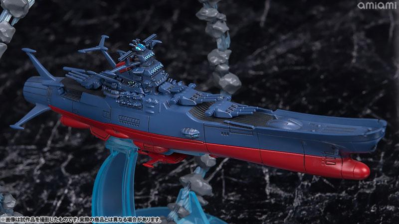 コスモフリートスペシャル 宇宙戦艦ヤマト2202 愛の戦士たち 宇宙戦艦ヤマト アステロイドリング付き-020