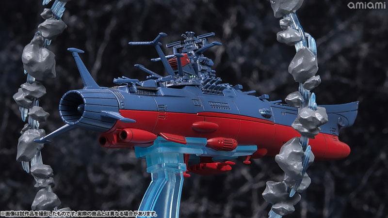 コスモフリートスペシャル 宇宙戦艦ヤマト2202 愛の戦士たち 宇宙戦艦ヤマト アステロイドリング付き-021