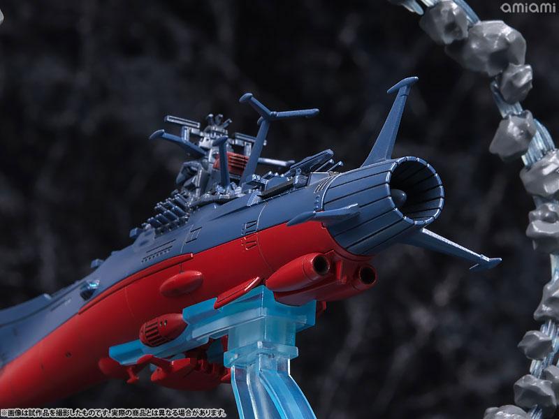 コスモフリートスペシャル 宇宙戦艦ヤマト2202 愛の戦士たち 宇宙戦艦ヤマト アステロイドリング付き-022