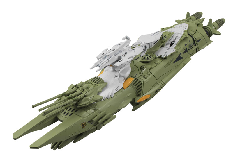 コスモフリートスペシャル 宇宙戦艦ヤマト2202 愛の戦士たち メダルーサ級殲滅型重戦艦-002