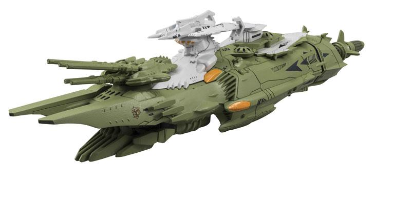 コスモフリートスペシャル 宇宙戦艦ヤマト2202 愛の戦士たち メダルーサ級殲滅型重戦艦-003