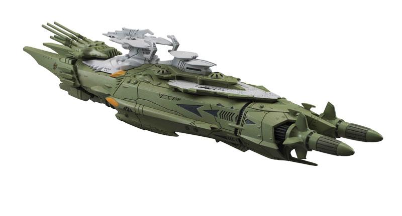 コスモフリートスペシャル 宇宙戦艦ヤマト2202 愛の戦士たち メダルーサ級殲滅型重戦艦-004