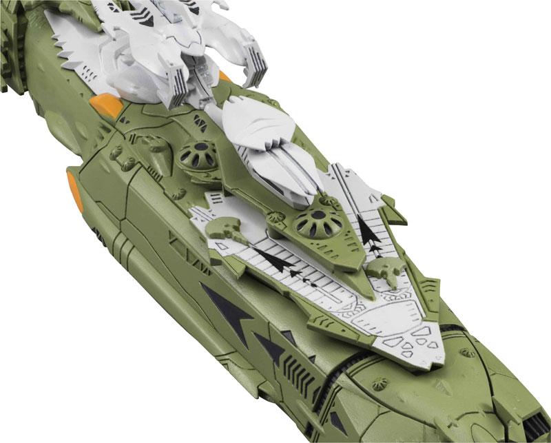 コスモフリートスペシャル 宇宙戦艦ヤマト2202 愛の戦士たち メダルーサ級殲滅型重戦艦-005