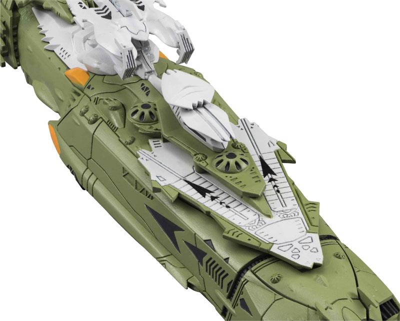 コスモフリートスペシャル 宇宙戦艦ヤマト2202 愛の戦士たち メダルーサ級殲滅型重戦艦-006
