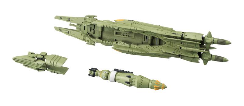 コスモフリートスペシャル 宇宙戦艦ヤマト2202 愛の戦士たち メダルーサ級殲滅型重戦艦-007