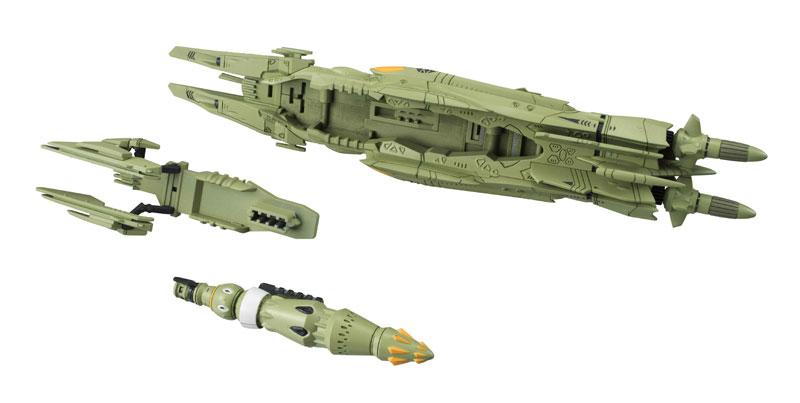 コスモフリートスペシャル 宇宙戦艦ヤマト2202 愛の戦士たち メダルーサ級殲滅型重戦艦-008