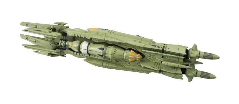 コスモフリートスペシャル 宇宙戦艦ヤマト2202 愛の戦士たち メダルーサ級殲滅型重戦艦-010