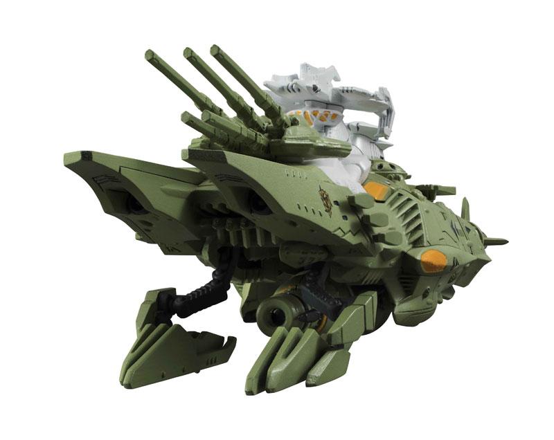 コスモフリートスペシャル 宇宙戦艦ヤマト2202 愛の戦士たち メダルーサ級殲滅型重戦艦-012