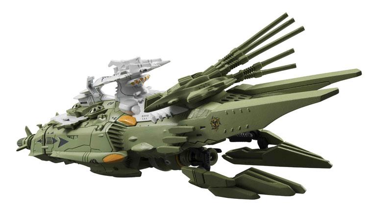 コスモフリートスペシャル 宇宙戦艦ヤマト2202 愛の戦士たち メダルーサ級殲滅型重戦艦-013