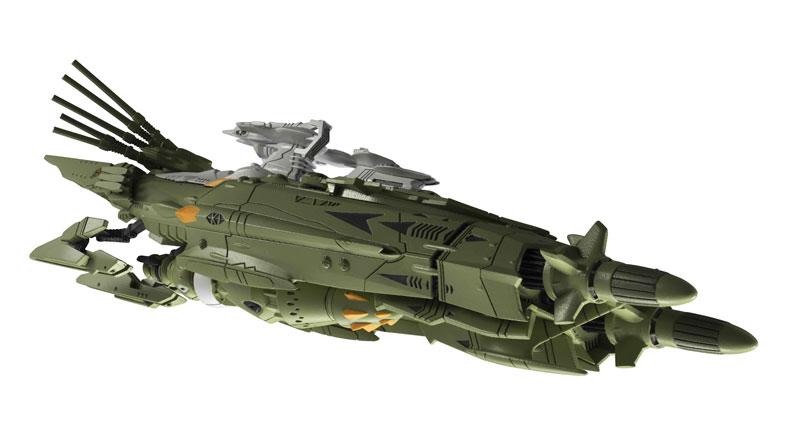コスモフリートスペシャル 宇宙戦艦ヤマト2202 愛の戦士たち メダルーサ級殲滅型重戦艦-014