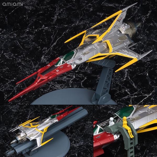 ヴァリアブルアクション Hi-SPEC 宇宙戦艦ヤマト2202 愛の戦士たち 零式52型空間艦上戦闘機コスモゼロα1