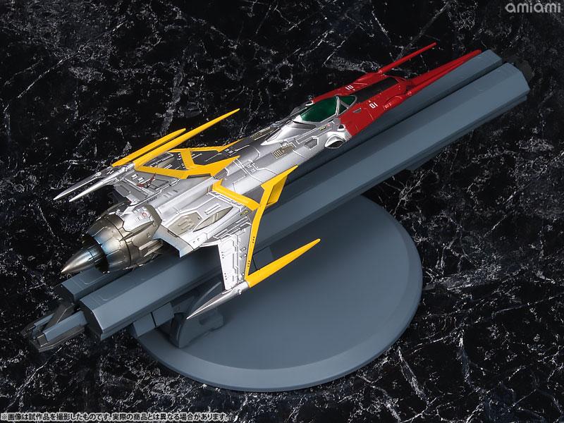 ヴァリアブルアクション Hi-SPEC 宇宙戦艦ヤマト2202 愛の戦士たち 零式52型空間艦上戦闘機コスモゼロα1-002