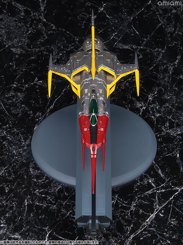 ヴァリアブルアクション Hi-SPEC 宇宙戦艦ヤマト2202 愛の戦士たち 零式52型空間艦上戦闘機コスモゼロα1-003