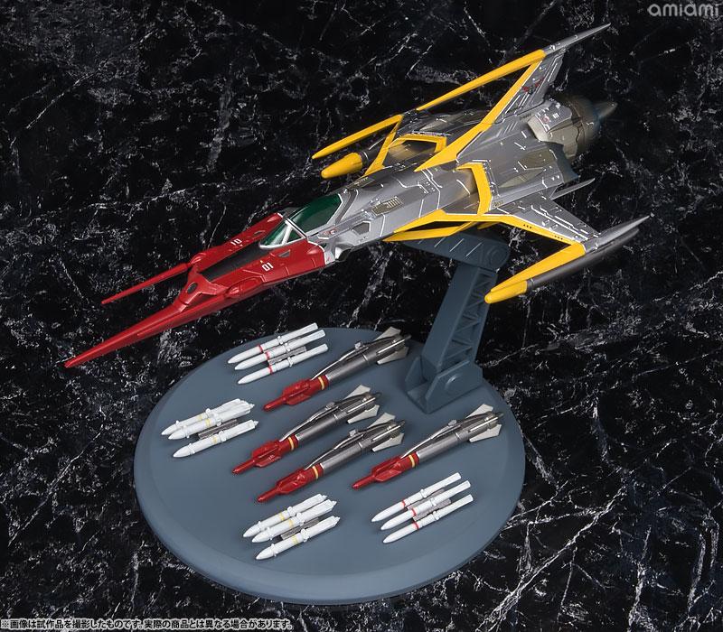 ヴァリアブルアクション Hi-SPEC 宇宙戦艦ヤマト2202 愛の戦士たち 零式52型空間艦上戦闘機コスモゼロα1-006
