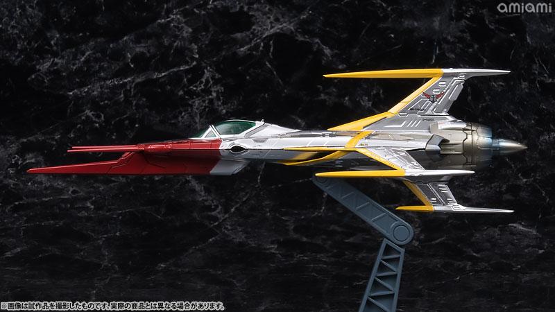 ヴァリアブルアクション Hi-SPEC 宇宙戦艦ヤマト2202 愛の戦士たち 零式52型空間艦上戦闘機コスモゼロα1-007