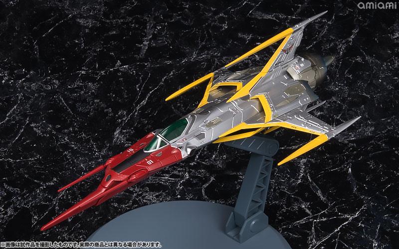 ヴァリアブルアクション Hi-SPEC 宇宙戦艦ヤマト2202 愛の戦士たち 零式52型空間艦上戦闘機コスモゼロα1-009