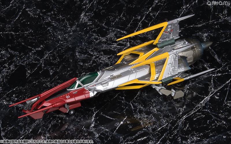 ヴァリアブルアクション Hi-SPEC 宇宙戦艦ヤマト2202 愛の戦士たち 零式52型空間艦上戦闘機コスモゼロα1-013