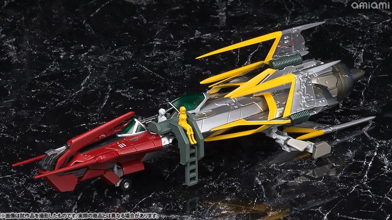ヴァリアブルアクション Hi-SPEC 宇宙戦艦ヤマト2202 愛の戦士たち 零式52型空間艦上戦闘機コスモゼロα1-015