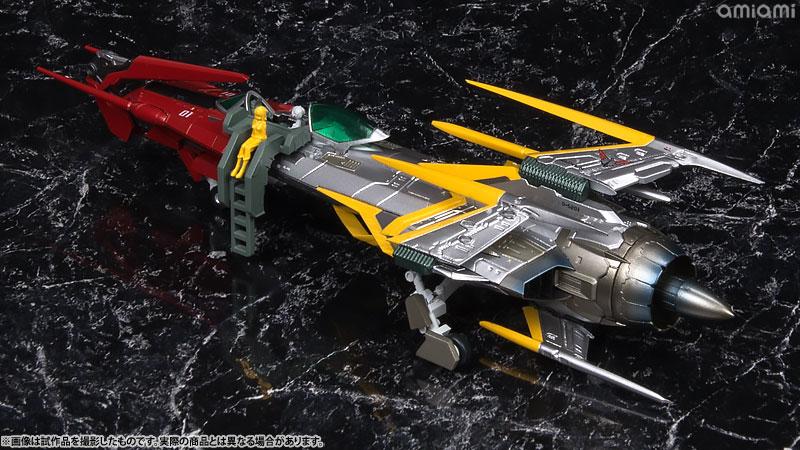ヴァリアブルアクション Hi-SPEC 宇宙戦艦ヤマト2202 愛の戦士たち 零式52型空間艦上戦闘機コスモゼロα1-016