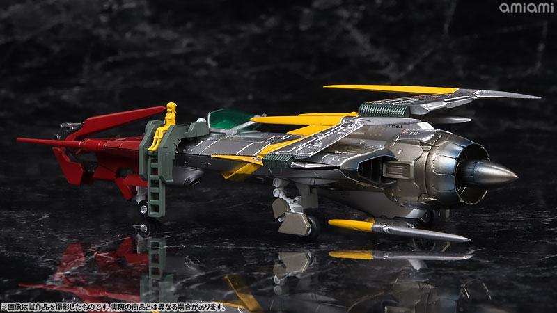 ヴァリアブルアクション Hi-SPEC 宇宙戦艦ヤマト2202 愛の戦士たち 零式52型空間艦上戦闘機コスモゼロα1-017