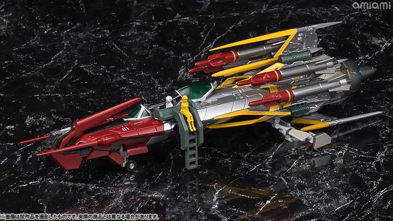 ヴァリアブルアクション Hi-SPEC 宇宙戦艦ヤマト2202 愛の戦士たち 零式52型空間艦上戦闘機コスモゼロα1-018