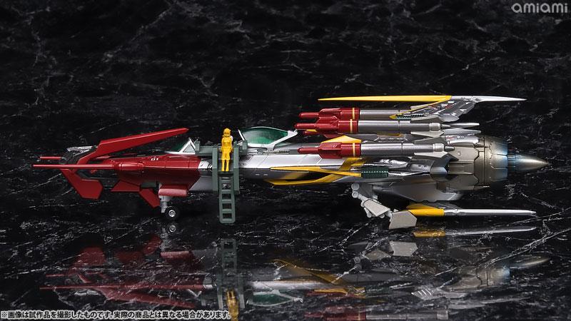 ヴァリアブルアクション Hi-SPEC 宇宙戦艦ヤマト2202 愛の戦士たち 零式52型空間艦上戦闘機コスモゼロα1-019