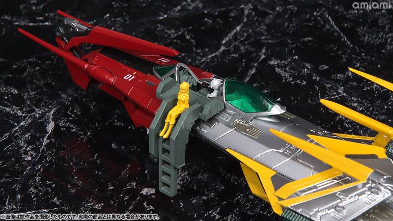 ヴァリアブルアクション Hi-SPEC 宇宙戦艦ヤマト2202 愛の戦士たち 零式52型空間艦上戦闘機コスモゼロα1-021